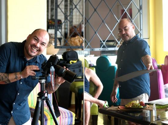 Matt Armendariz Food Photography Workshop