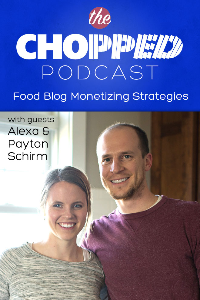 Alexa and Payton Schism with Simple Wellness Roots are the next guests on the Chopped Podcast talking about creating online courses!