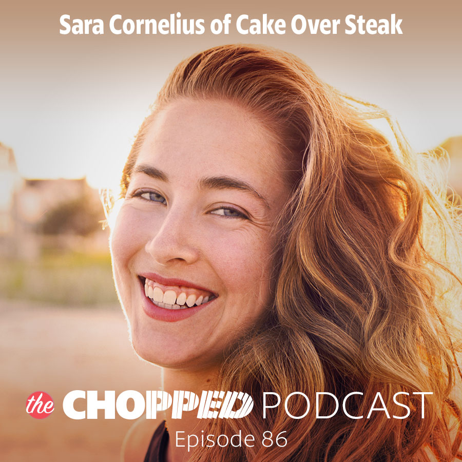 Sara Cornelius is on the Chopped Podcast talking about the Slow Blog Movement!