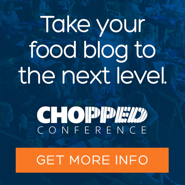 Check out the amazing 2016 Chopped Academy Speakers!