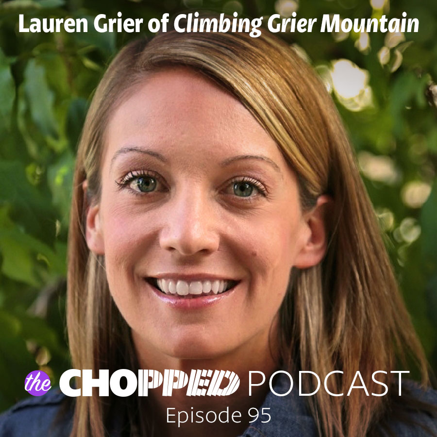 Lauren Grier is the guest on Chopped Podcast Episode 95 and she's here talking about the art of the pitch. Learn how to pitch to brands to help monetize your blog!