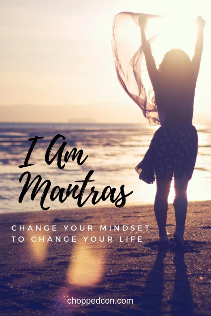 I Am Mantras - a meditation styled podcast episode for food bloggers and creative entrepreneurs to help set your intentions and take on change in your life. Take a listen at: http://chopped.academy/i-am-mantras
