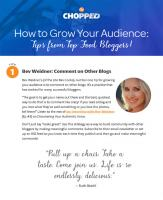Thumbnail image of Grow Your Audience Guide PDF